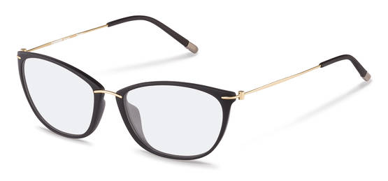 Rodenstock-Ophthalmic frame-R7066-black/gold