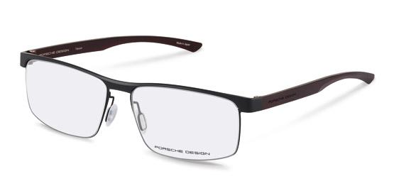 71317a1f4fa1c Porsche Design-Ophthalmic frame-P8297-black