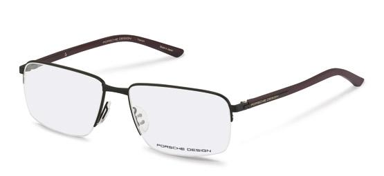 c7642048bf0d4 Porsche Design-Ophthalmic frame-P8316-black darkredtransp.